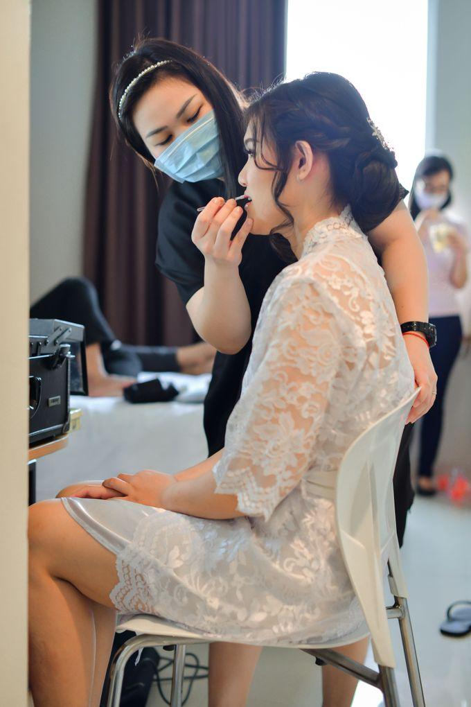 Wedding Day Ms. Ariani by Nike Makeup & Hairdo - 002