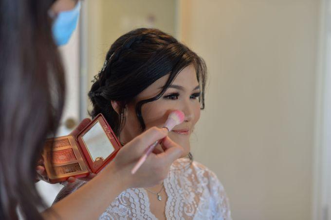 Wedding Day Ms. Ariani by Nike Makeup & Hairdo - 001