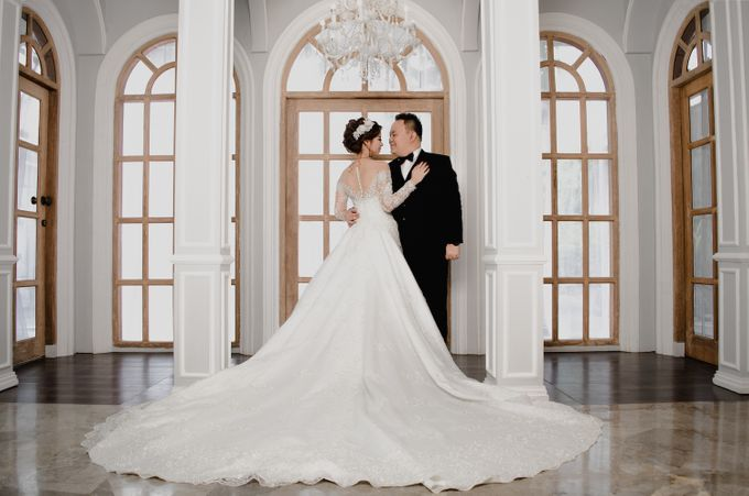 Pre Wedding of Natalia & Jingga by Tracy Bridal House - 001