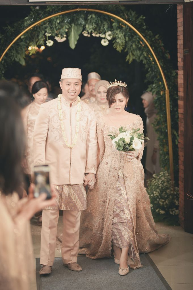 Luly & Ken Wedding by PENDOPO KEMANG - 007
