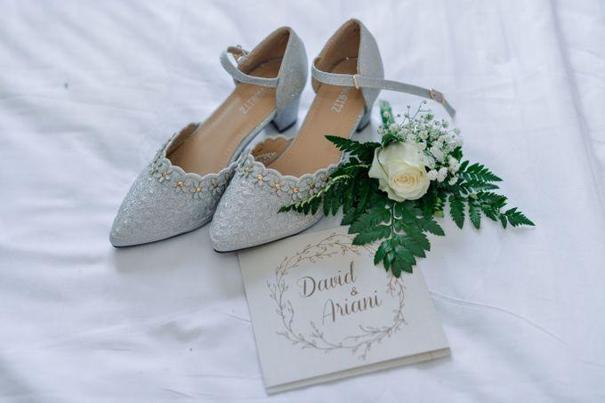 The Wedding David & Ariani ❤️ by Favor Brides - 006