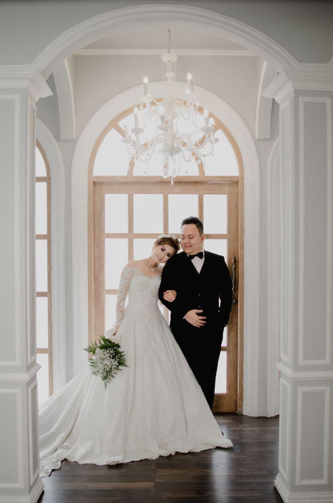 Pre Wedding of Natalia & Jingga by Tracy Bridal House - 003
