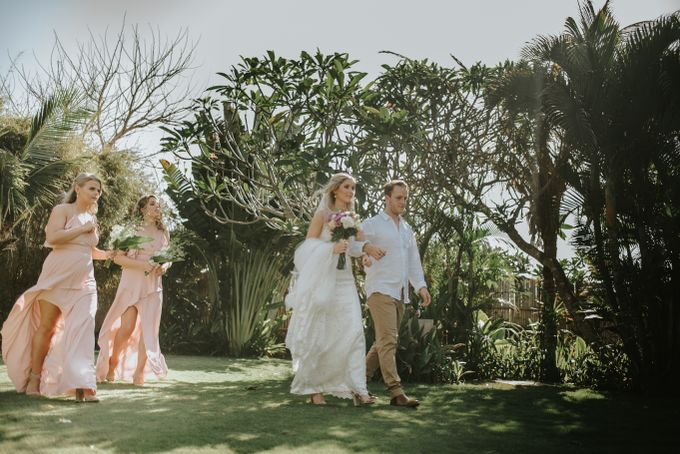 Wedding Brendan & Merinda by Aka Bali Photography - 011