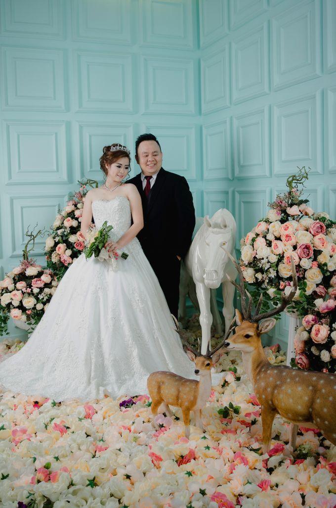 Pre Wedding of Natalia & Jingga by Tracy Bridal House - 005