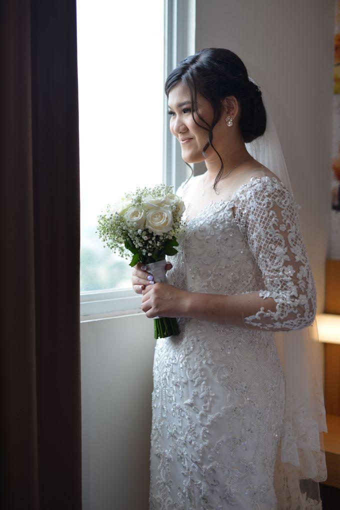 Wedding Day Ms. Ariani by Nike Makeup & Hairdo - 009