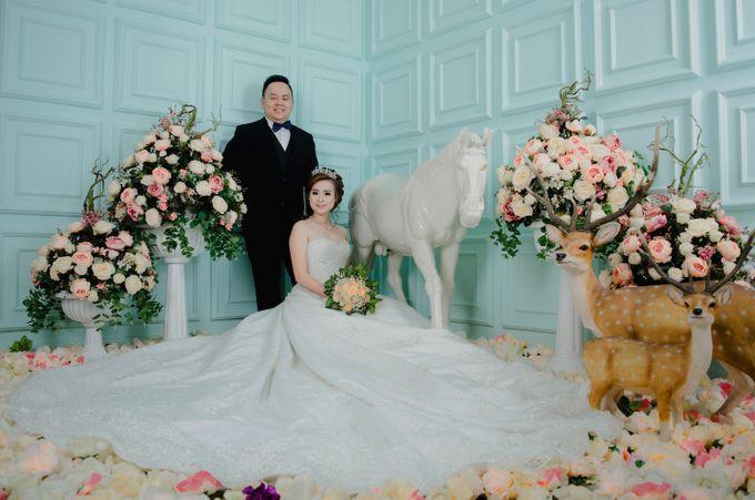 Pre Wedding of Natalia & Jingga by Tracy Bridal House - 006
