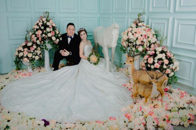 Pre Wedding of Natalia & Jingga by Tracy Bridal House - 007