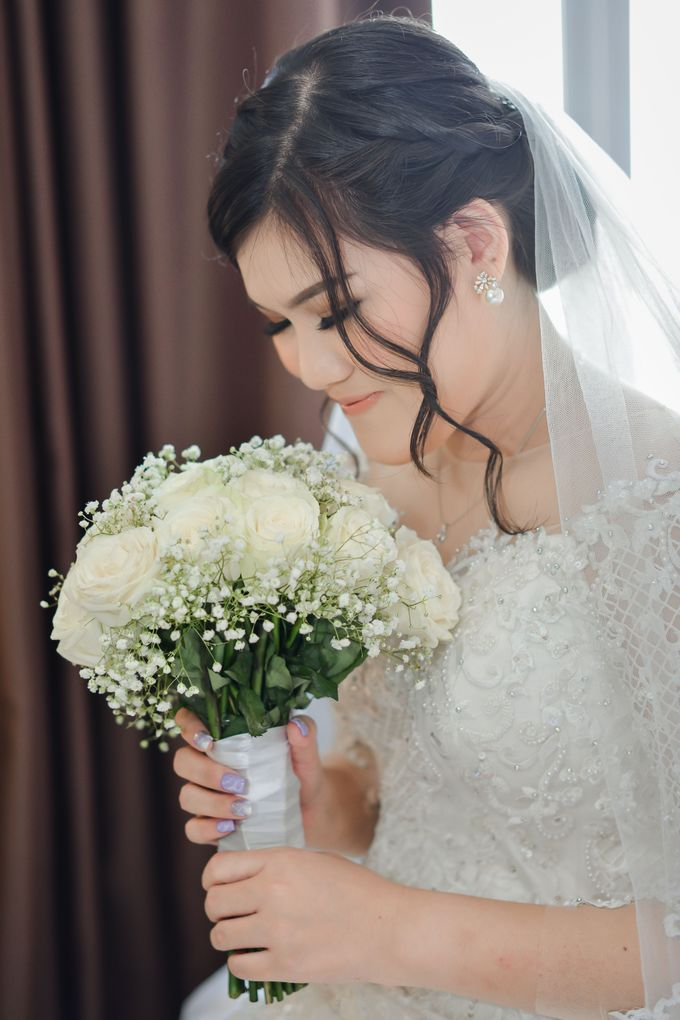 Wedding Day Ms. Ariani by Nike Makeup & Hairdo - 007