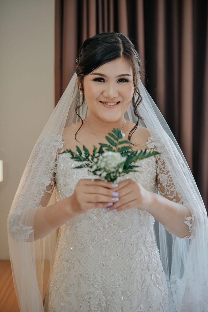 Wedding Day Ms. Ariani by Nike Makeup & Hairdo - 008