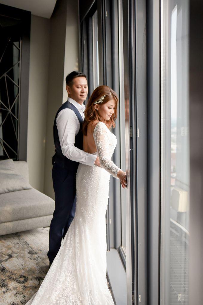 The Wedding of Priska & Yanto by Bondan Photoworks - 037