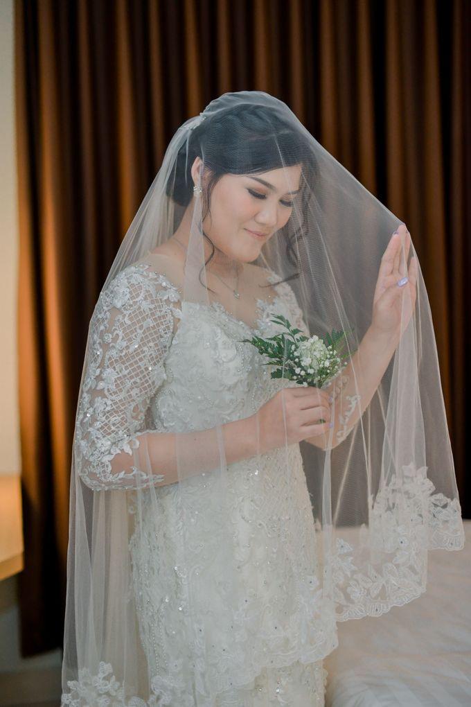 Wedding Day Ms. Ariani by Nike Makeup & Hairdo - 004