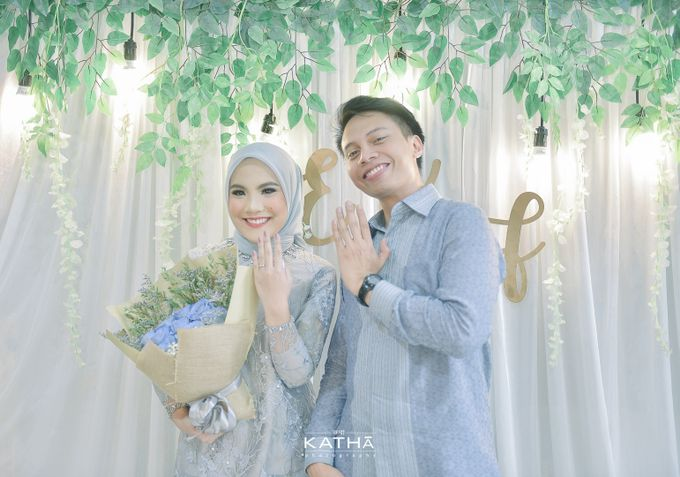 Egi & Fauzan Engagement by Katha Photography - 020