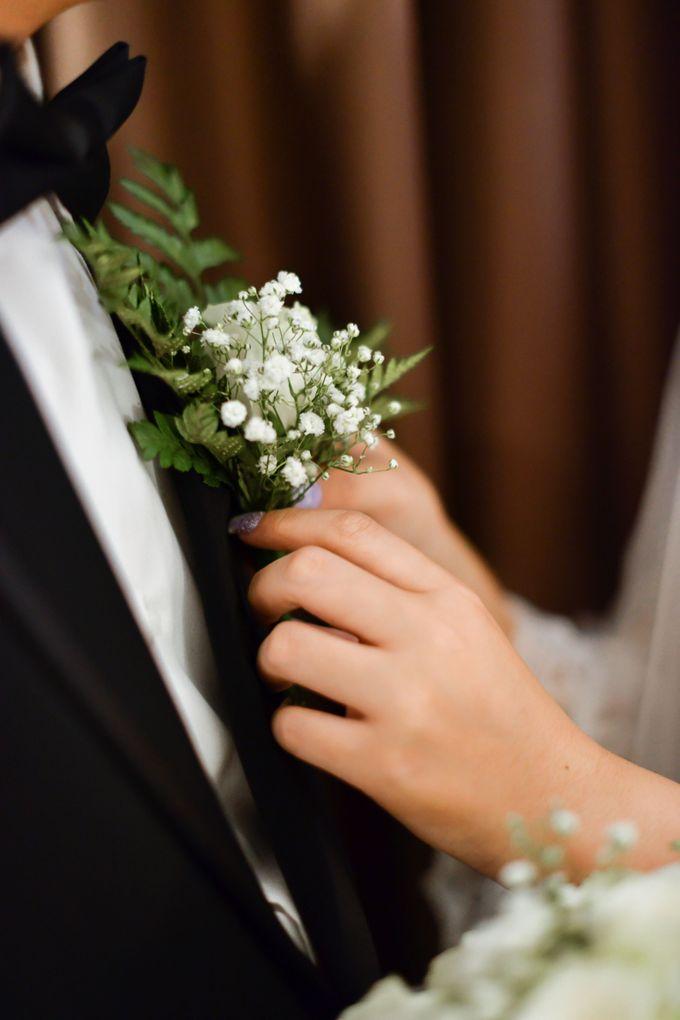 The Wedding David & Ariani ❤️ by Favor Brides - 011