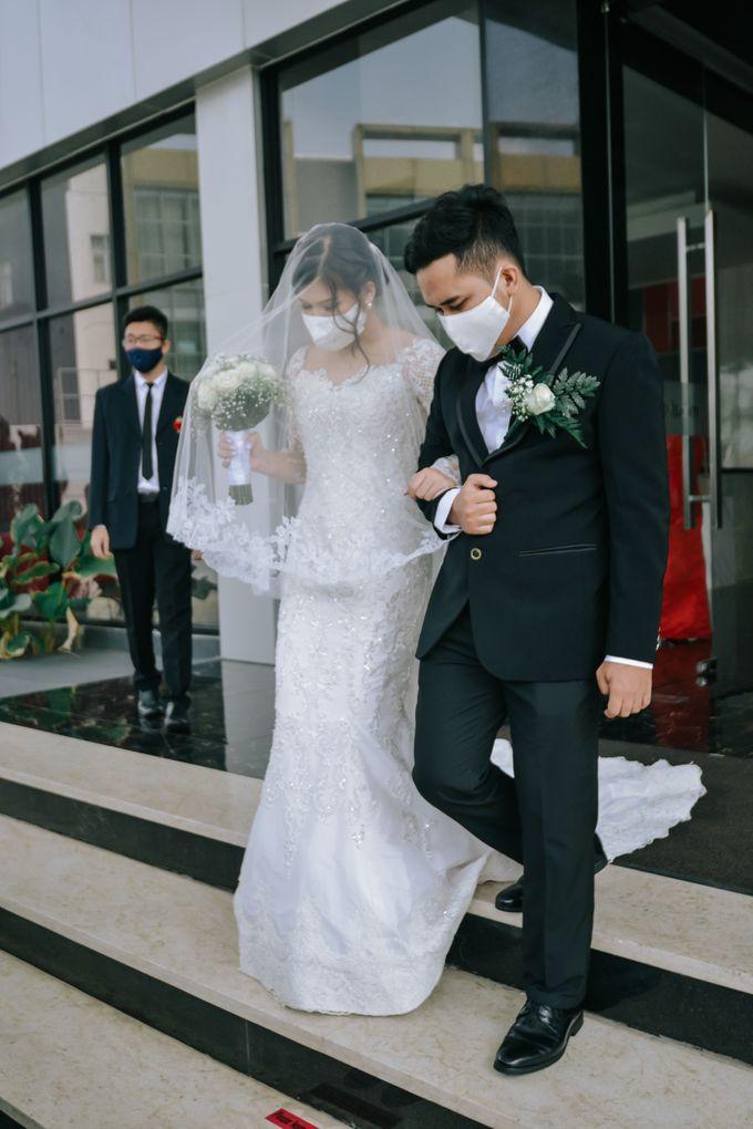 The Wedding David & Ariani ❤️ by Favor Brides - 013