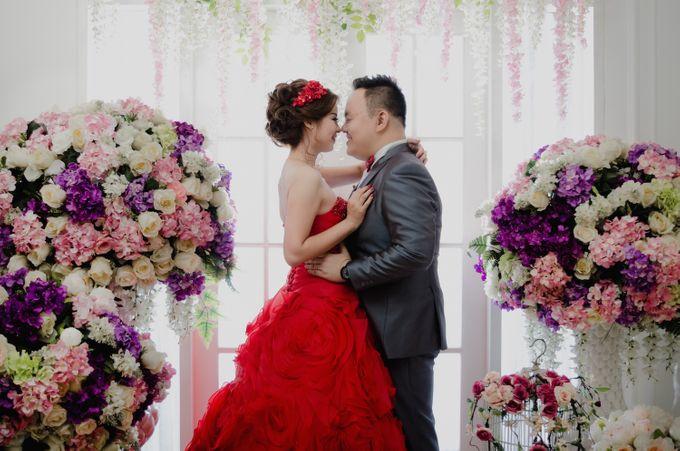 Pre Wedding of Natalia & Jingga by Tracy Bridal House - 010