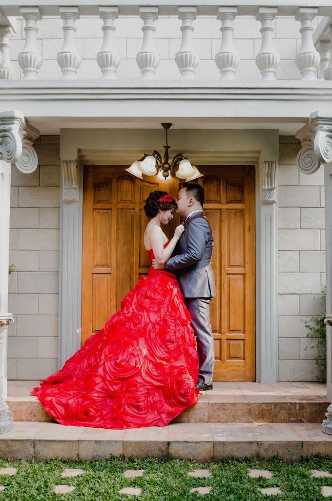 Pre Wedding of Natalia & Jingga by Tracy Bridal House - 011