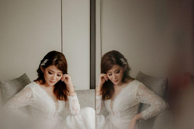 The Wedding of Priska & Yanto by Bondan Photoworks - 022
