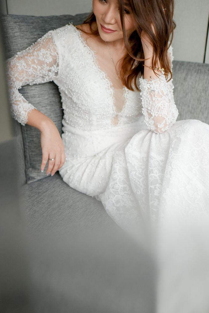 The Wedding of Priska & Yanto by Bondan Photoworks - 023