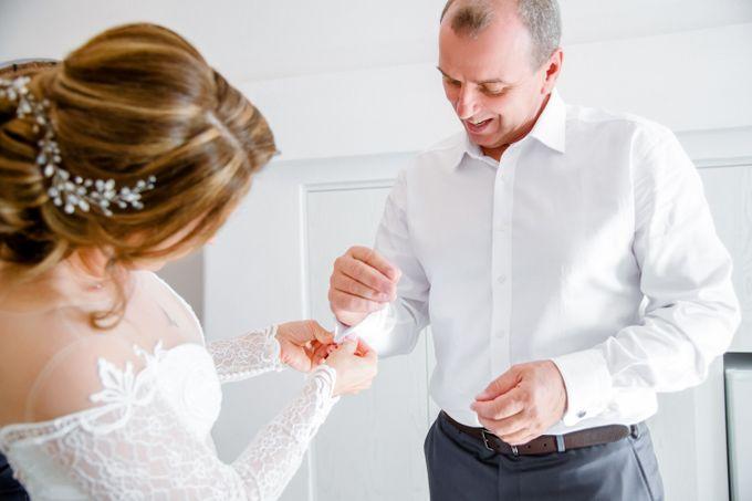 Wedding Ceremony Santorini, Larisa & Oleg by George Chalkiadakis Pro Art Photography - 005