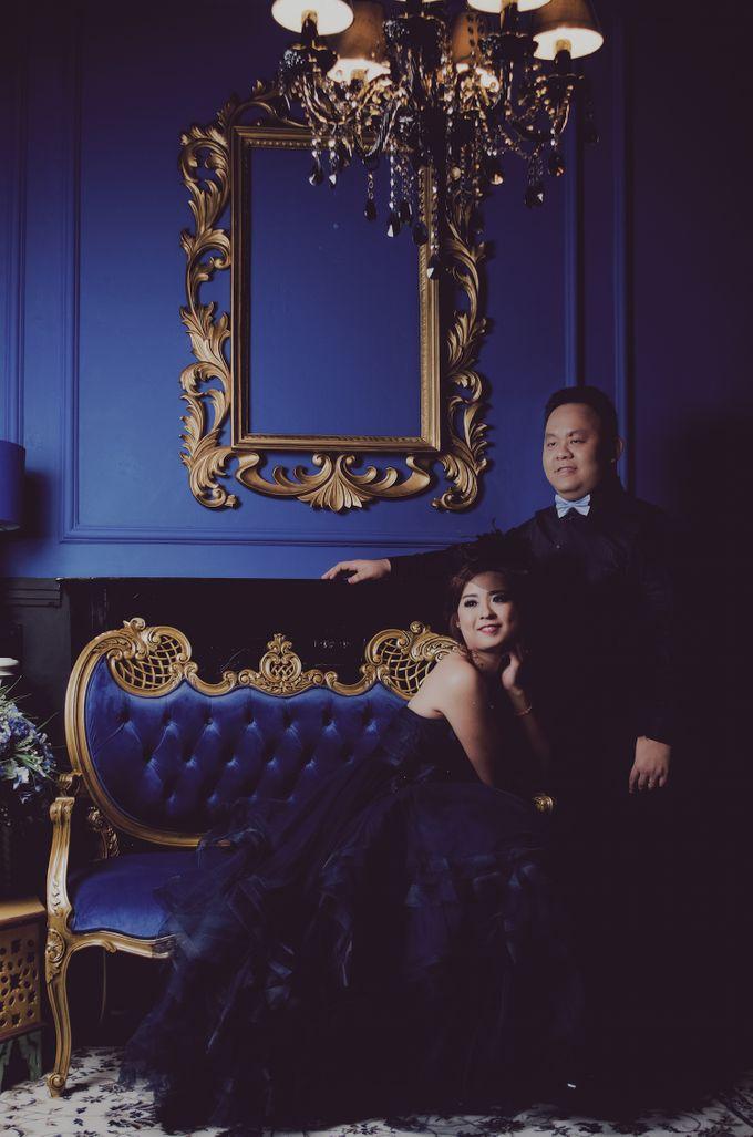 Pre Wedding of Natalia & Jingga by Tracy Bridal House - 014