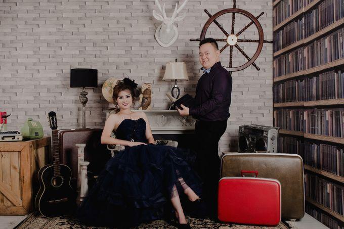 Pre Wedding of Natalia & Jingga by Tracy Bridal House - 015