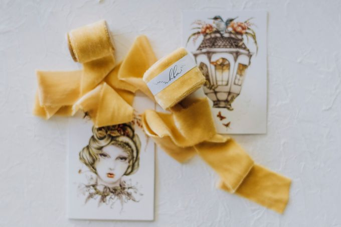 Silk Velvet Ribbons by Her Beautiful Mess - 006