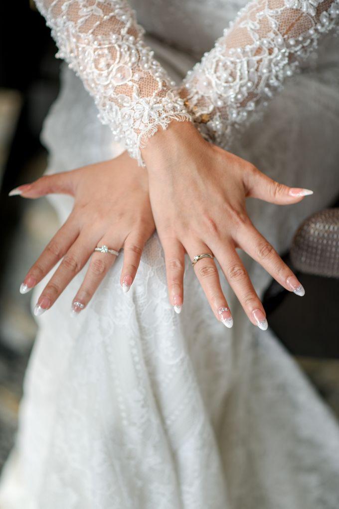 The Wedding of Priska & Yanto by Bondan Photoworks - 025