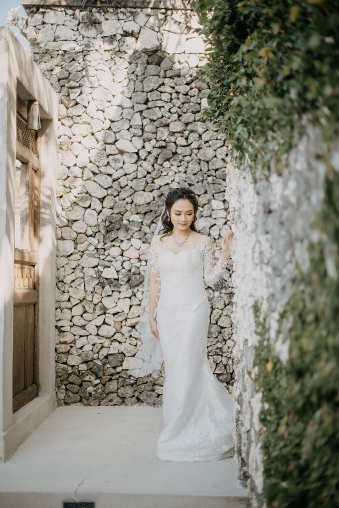 Fendy and Dwitia Wedding by KAMAYA BALI - 003