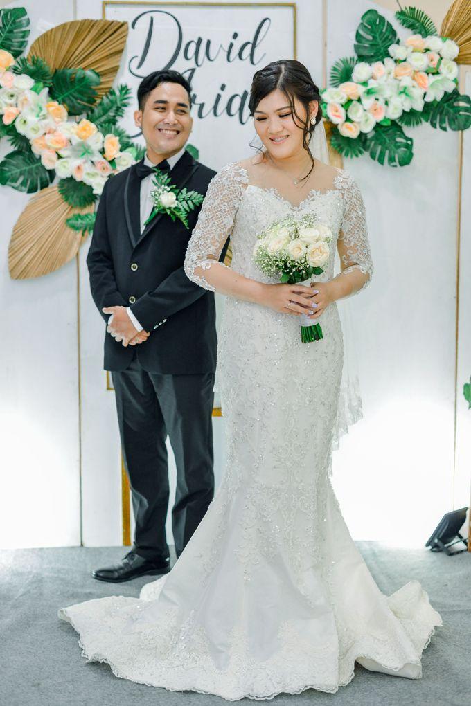 The Wedding David & Ariani ❤️ by Favor Brides - 014