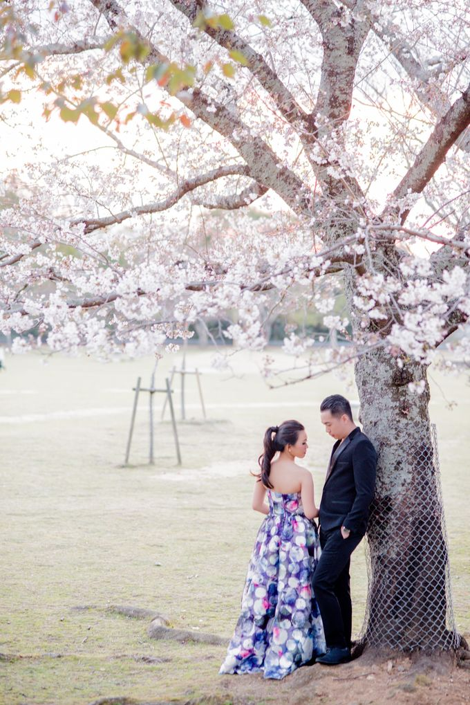 Pre WEdding Octa & Evelyn by Bondan Photoworks - 001