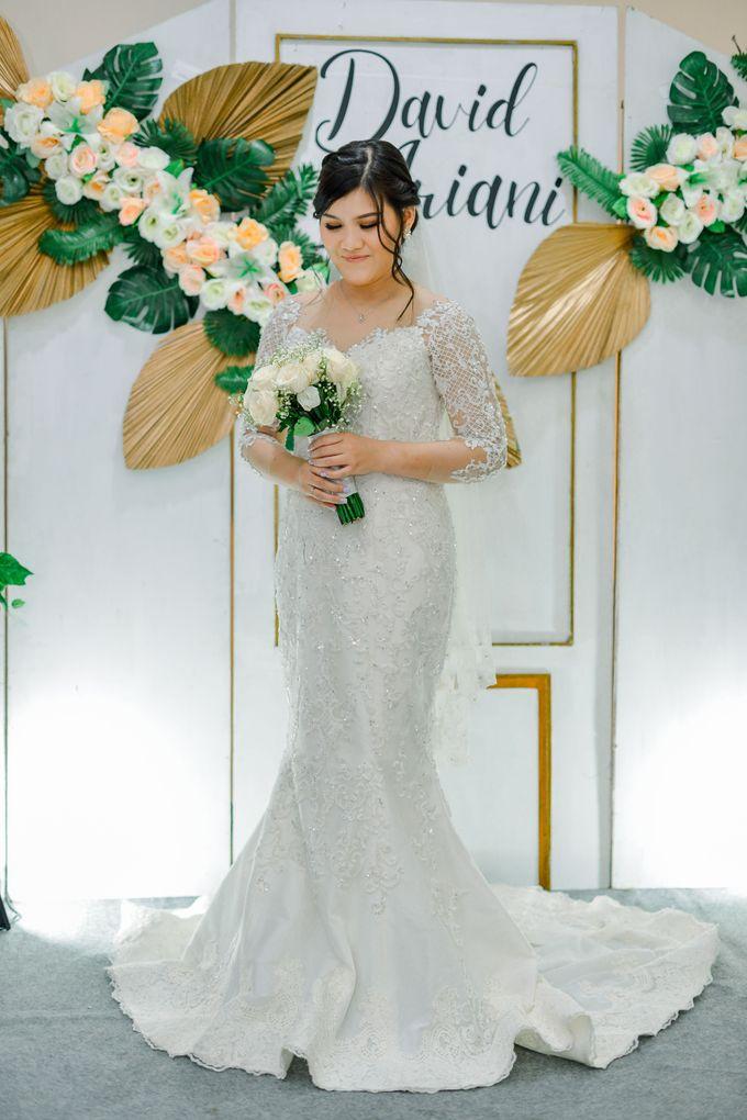 The Wedding David & Ariani ❤️ by Favor Brides - 012