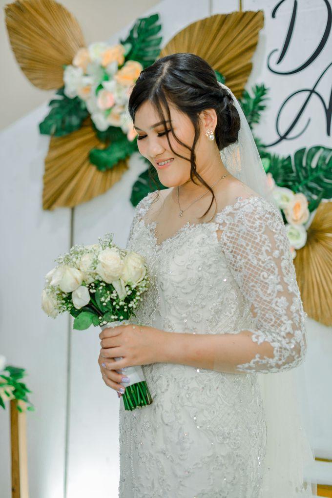 Wedding Day Ms. Ariani by Nike Makeup & Hairdo - 003