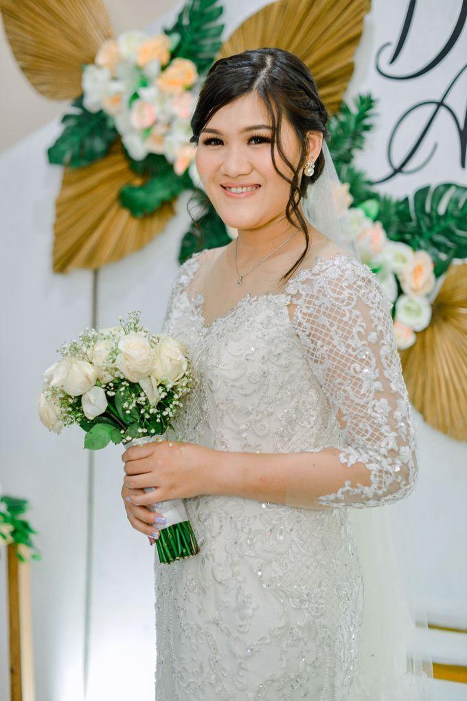Wedding Day Ms. Ariani by Nike Makeup & Hairdo - 005