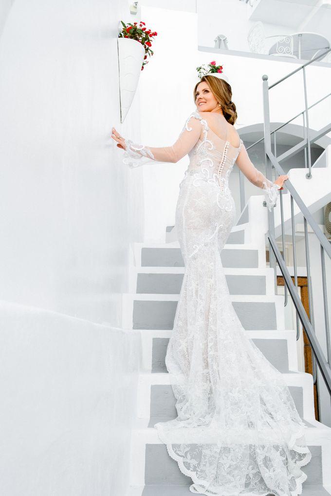 Wedding Ceremony Santorini, Larisa & Oleg by George Chalkiadakis Pro Art Photography - 017