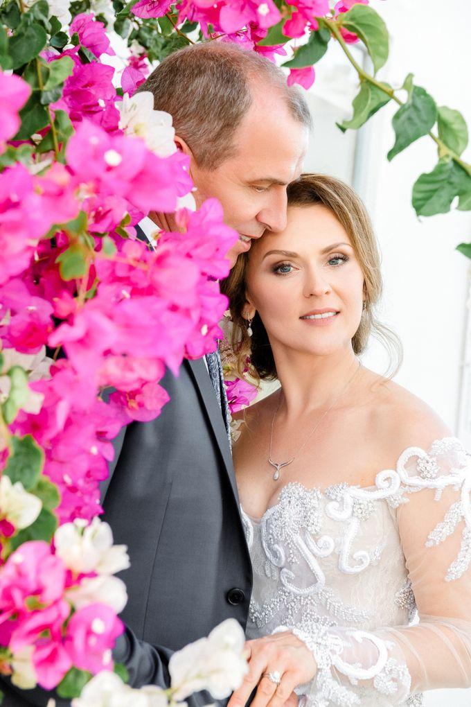 Wedding Ceremony Santorini, Larisa & Oleg by George Chalkiadakis Pro Art Photography - 018