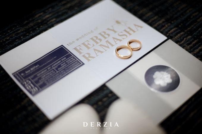 The Wedding of Febby & Rama by DIY Planner - 002