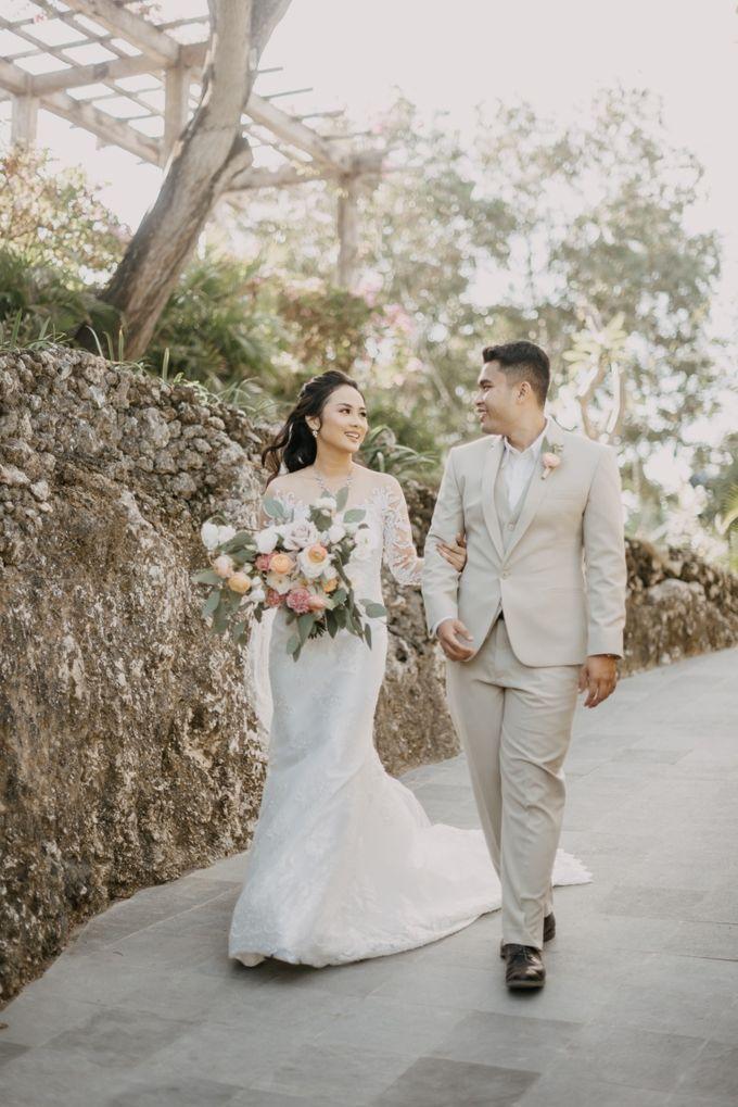 Fendy and Dwitia Wedding by KAMAYA BALI - 004