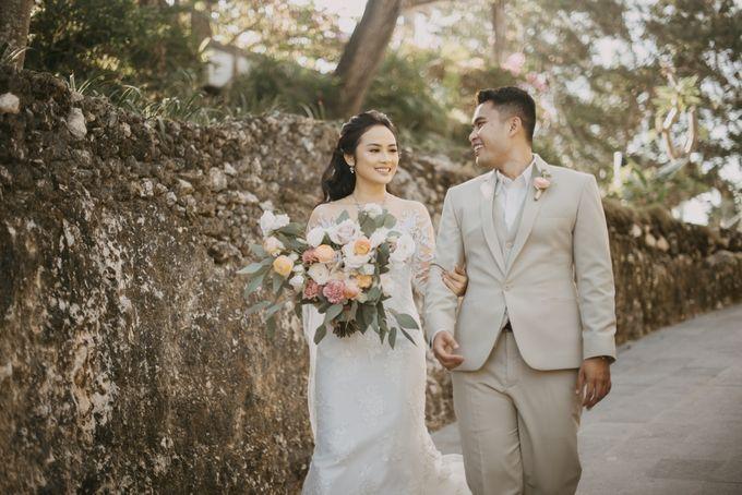 Fendy and Dwitia Wedding by KAMAYA BALI - 005