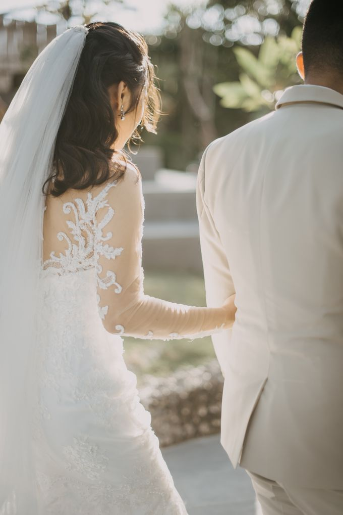 Fendy and Dwitia Wedding by KAMAYA BALI - 012