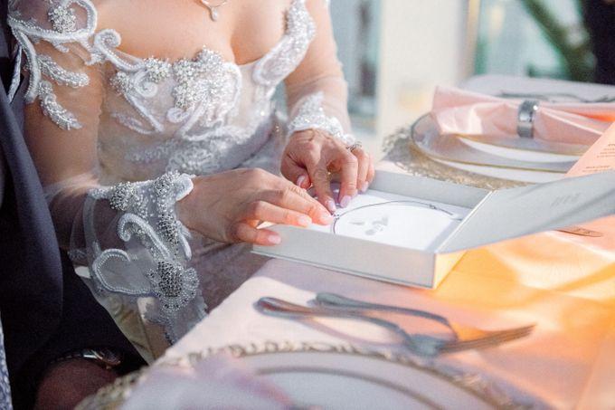 Wedding Ceremony Santorini, Larisa & Oleg by George Chalkiadakis Pro Art Photography - 026