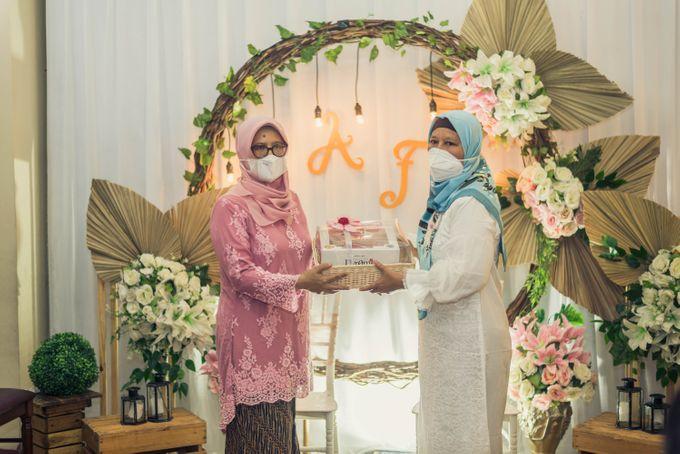 Engagement Aulia & Faisal by Weddingscape - 005