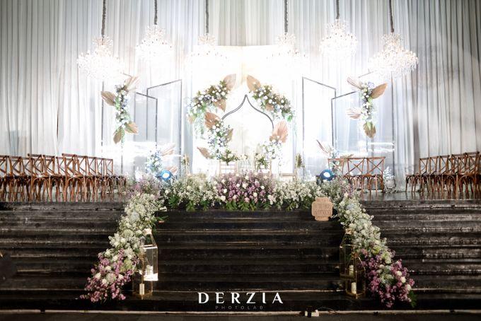 The Wedding of Febby & Rama by DIY Planner - 012