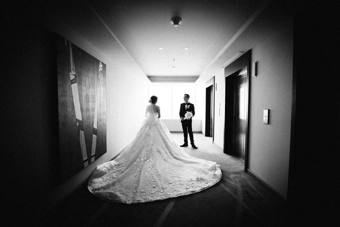 Jeremiah & Teresia Wedding by Chroma Pictures - 005