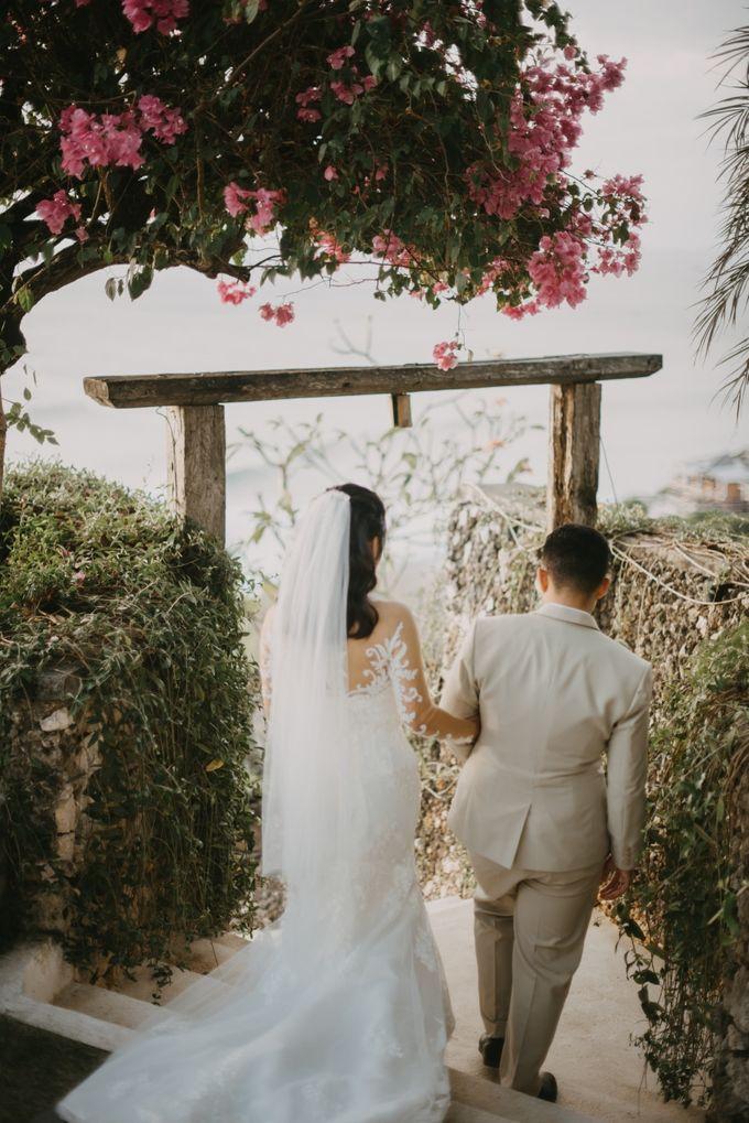 Fendy and Dwitia Wedding by KAMAYA BALI - 006