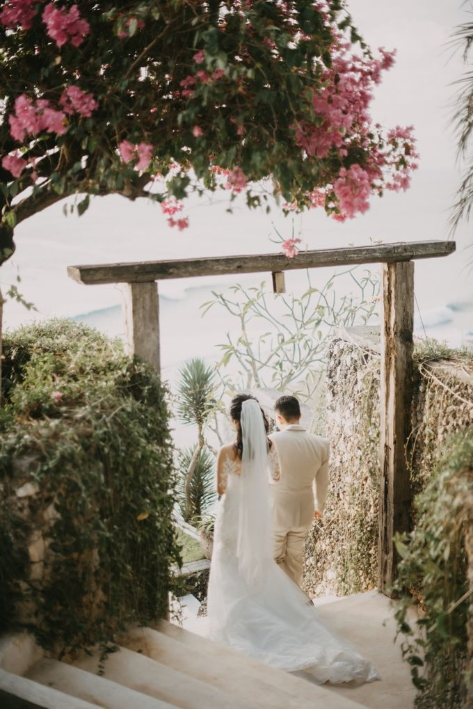 Fendy and Dwitia Wedding by KAMAYA BALI - 007