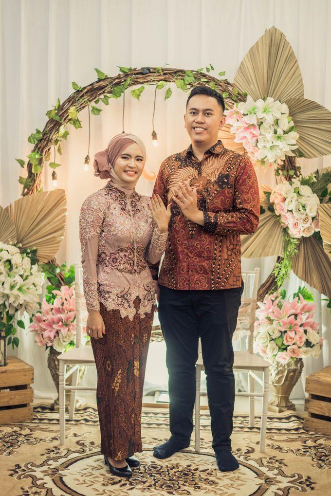 Engagement Aulia & Faisal by Weddingscape - 008