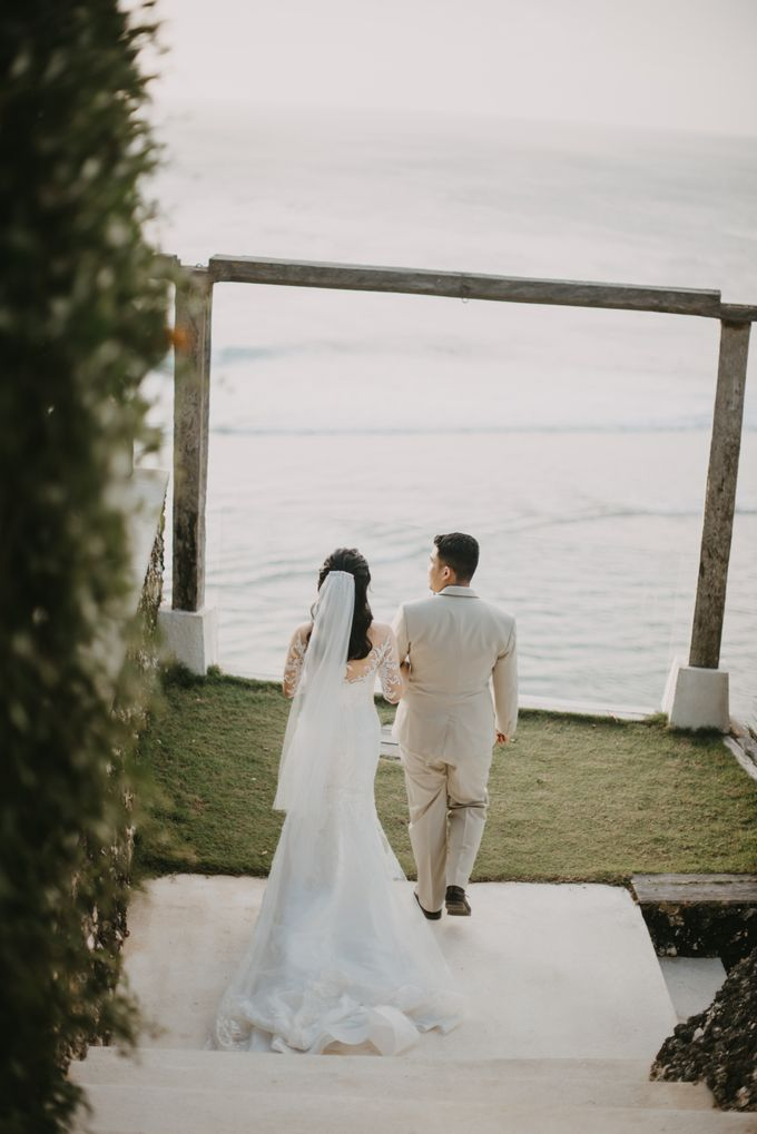 Fendy and Dwitia Wedding by KAMAYA BALI - 011
