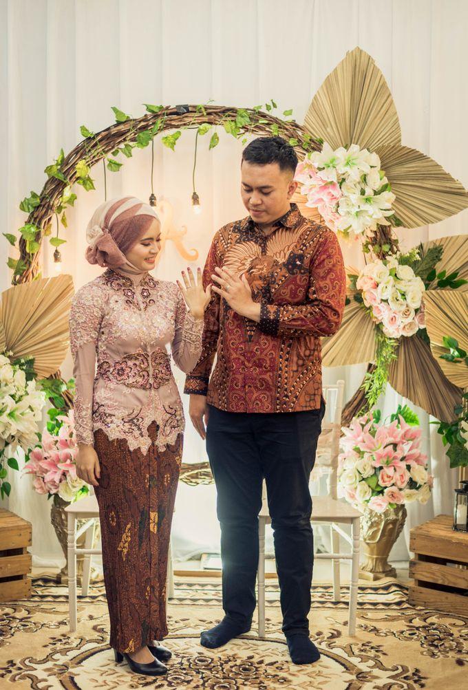Engagement Aulia & Faisal by Weddingscape - 009