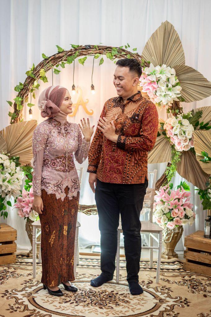 Engagement Aulia & Faisal by Weddingscape - 010