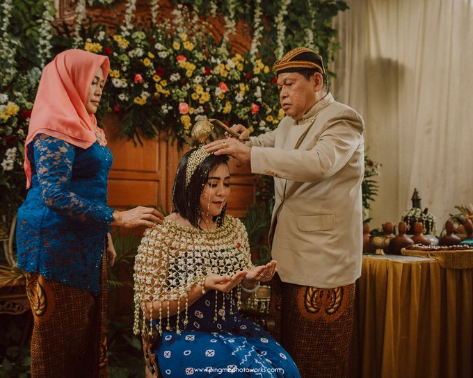 Wedding Day of Allan + Tarikh by PING Me Photoworks - 008